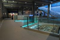 At the end of the day…glass balustrades in sporting and other commercial venues