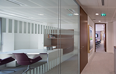 Be inspired this winter by bespoke glass in the workplace
