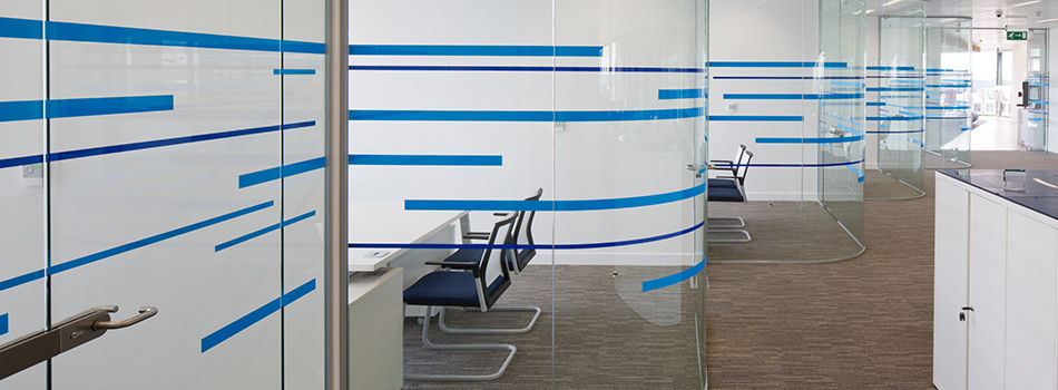 Glass Partitions | Glass Supplier | Tufwell Glass
