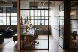Small is beautiful! Make the most of small office spaces with glass partitions