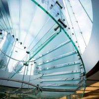 Don't look down! Glass floors and walkways for the home and office